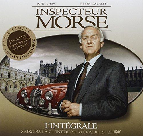 Inspecteur Morse (intégrale + Hors Saison)